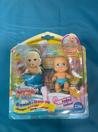 Mini boucin babies recién nacidos siempre conti