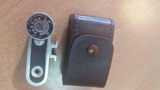 Telémetro antiguo para cámara