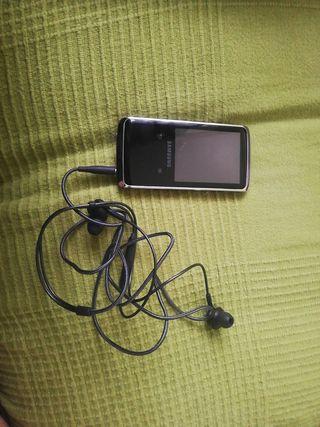 MP4 SAMSUNG 4 GB