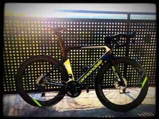 Cannondale systemsix HI