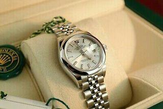 Rolex Lady-Datejust 28 279160 Cadran Argent Jubile