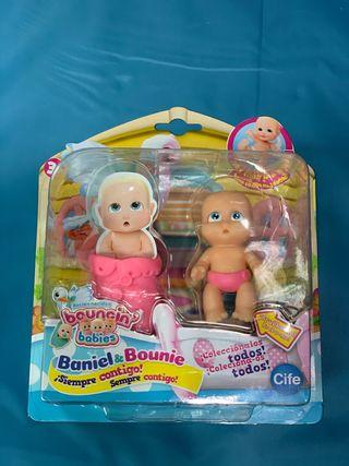 Mini boucin babies recién nacido siempre contigo