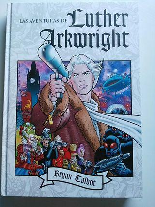 Las Aventuras de Luther Arkwright (Astiberri)