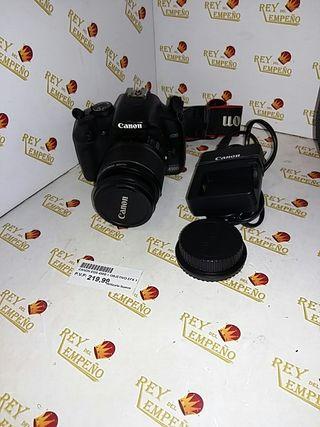 Canon Eos 4500+objetivo Efs