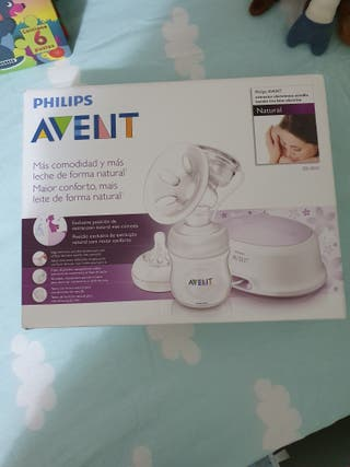 Sacaleches Philips Avent electrico