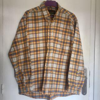 Camisa de cuadros Pull & Bear L