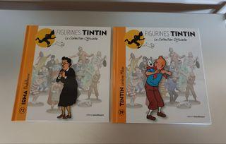 libros Tintín
