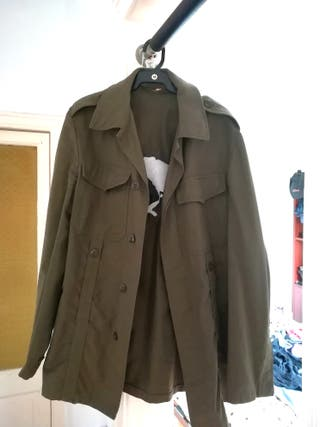 chaqueta militar Jimy Hendrix