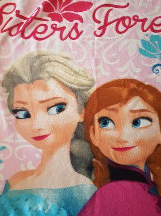 Mantita Frozen Elsa y Anna
