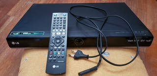 DVD Grabador LG 250Gb