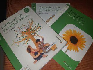 libro de ciencias naturales 5 primaria santillana