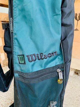 Golf Wilson juego de palos de golf y bolsa