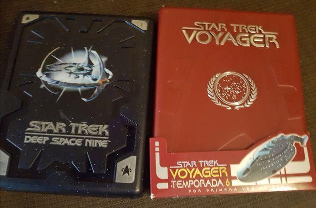 star trek deep space 9 T1. + voyager T6