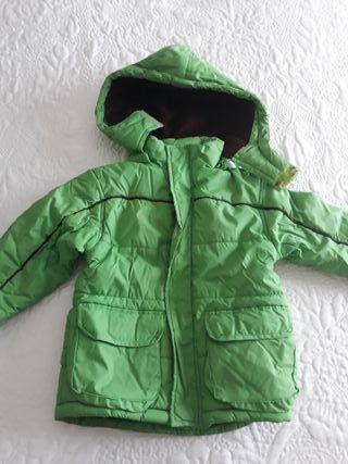 Abrigo niño talla 1A Marca Charanga
