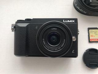 Panasonic Lumix GX80 en excelente estado!