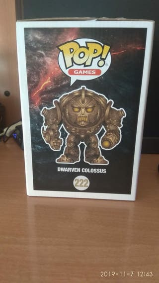 Funko pop Dwarven colossus