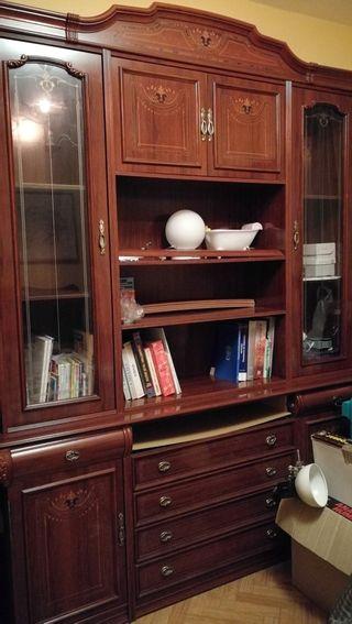 armario estantería salon