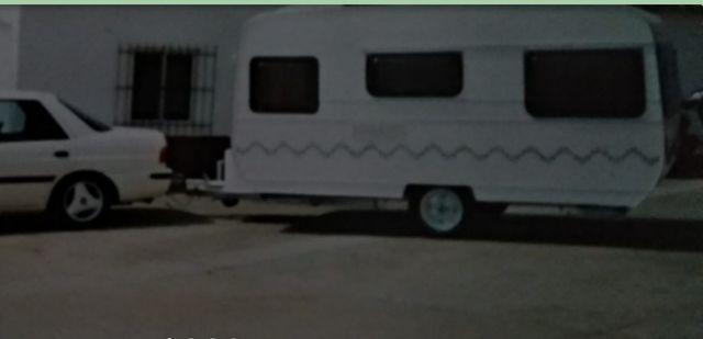 caravana catusa sin baño