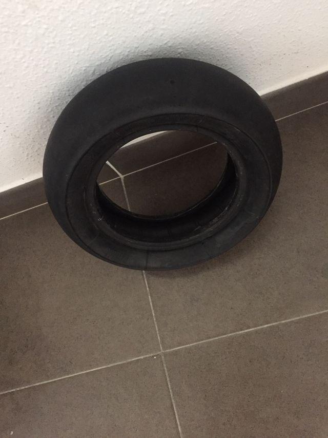 3 Neumáticos PMT slick nuevos