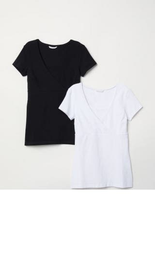 Camisetas lactancia HM