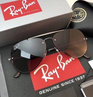 Gafas Ray-Ban RB3584-N Blaze Large Aviator