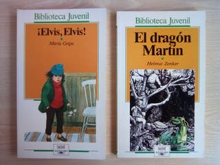 biblioteca juvenil Alfaguara