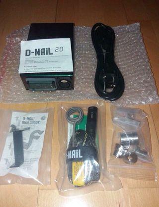 D-nail 2.0 hecho en EE.UU.