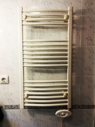 Toallero eléctrico - calentador de toallas