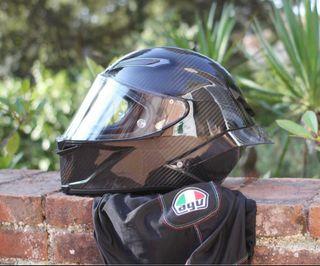 casco AGV PISTA GP-R nuevo