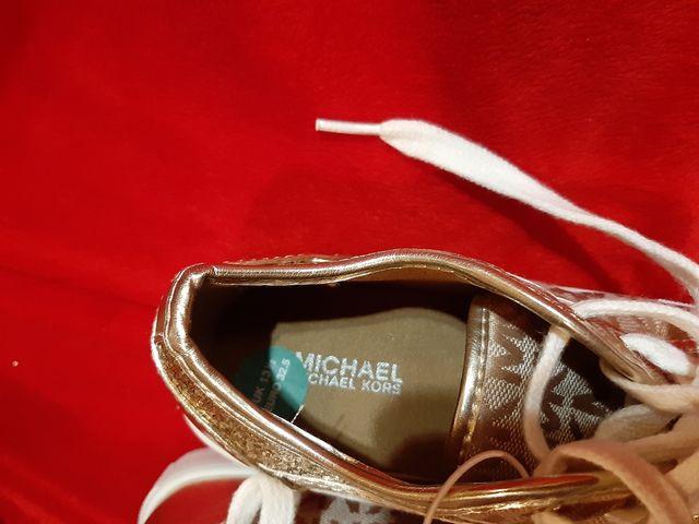 zapatillas michael kors originales nuevas