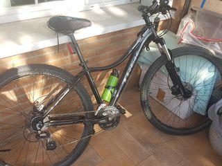 Bicicleta mujer trek
