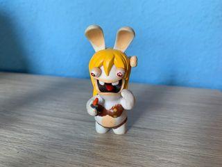 Set Rabbids muñecos colección conejos