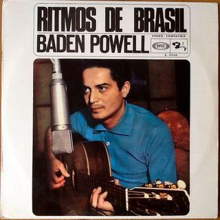"BADEN POWELL ""RITMOS DE BRASIL"" LP"