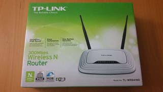ROUTER TP-LINK TL-WR841ND, repetidor
