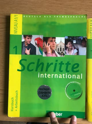 Schritte international aleman A1