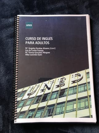 Libro ingles UNED ACCESO