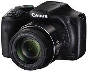 Cámara Bridge-Canon PowerShot SX540HS nueva+extras