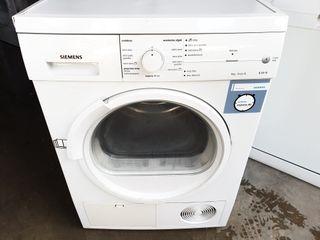 Secadora Siemens 8 K Condesacion GARANTIA Llevo