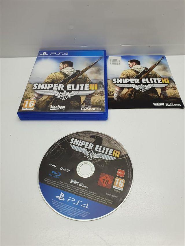 Juego PS4 Sniper Elite 3 Comp