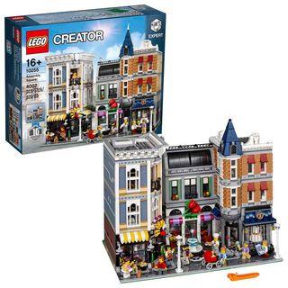 10255 Lego Creator Gran Plaza