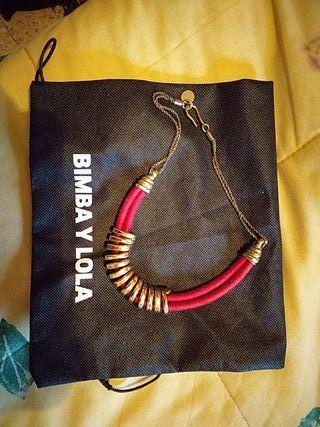 Collar original Bimba y Lola