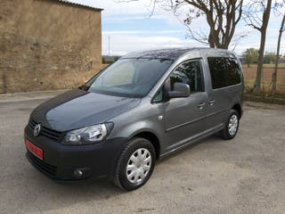 Volkswagen Caddy 102cv 7 plazas 2012