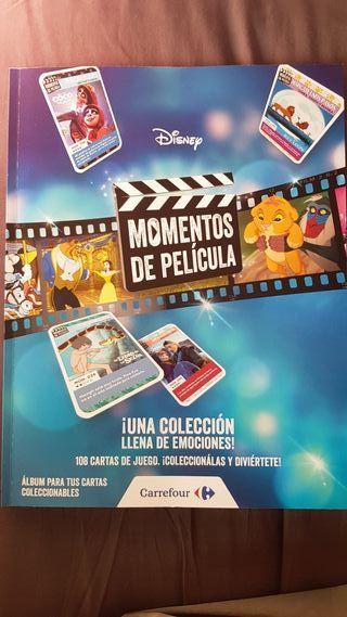 Colección completa Disney Momentos de película