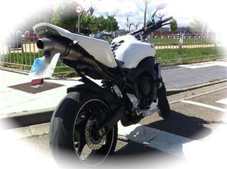 Yamaha Fazer 600 año 2009