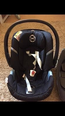 Silla de coche de bebe