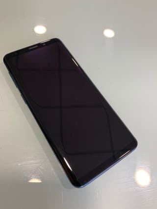 Samsung galaxy s9 azul