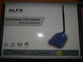 Antena Alfa AWUS036NHV