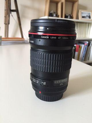 Canon 135 mm f2/L
