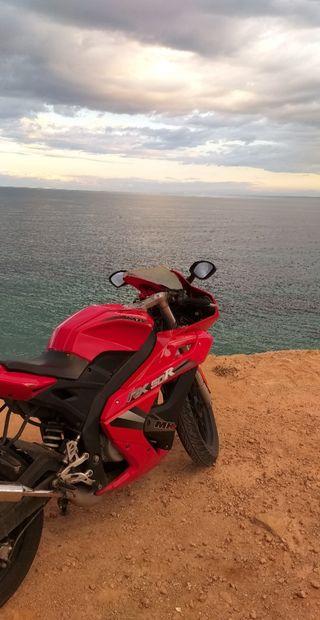 Motor Hispania RX50R