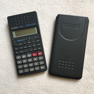 Calculadora científica Casio Fx-82SX Fraction